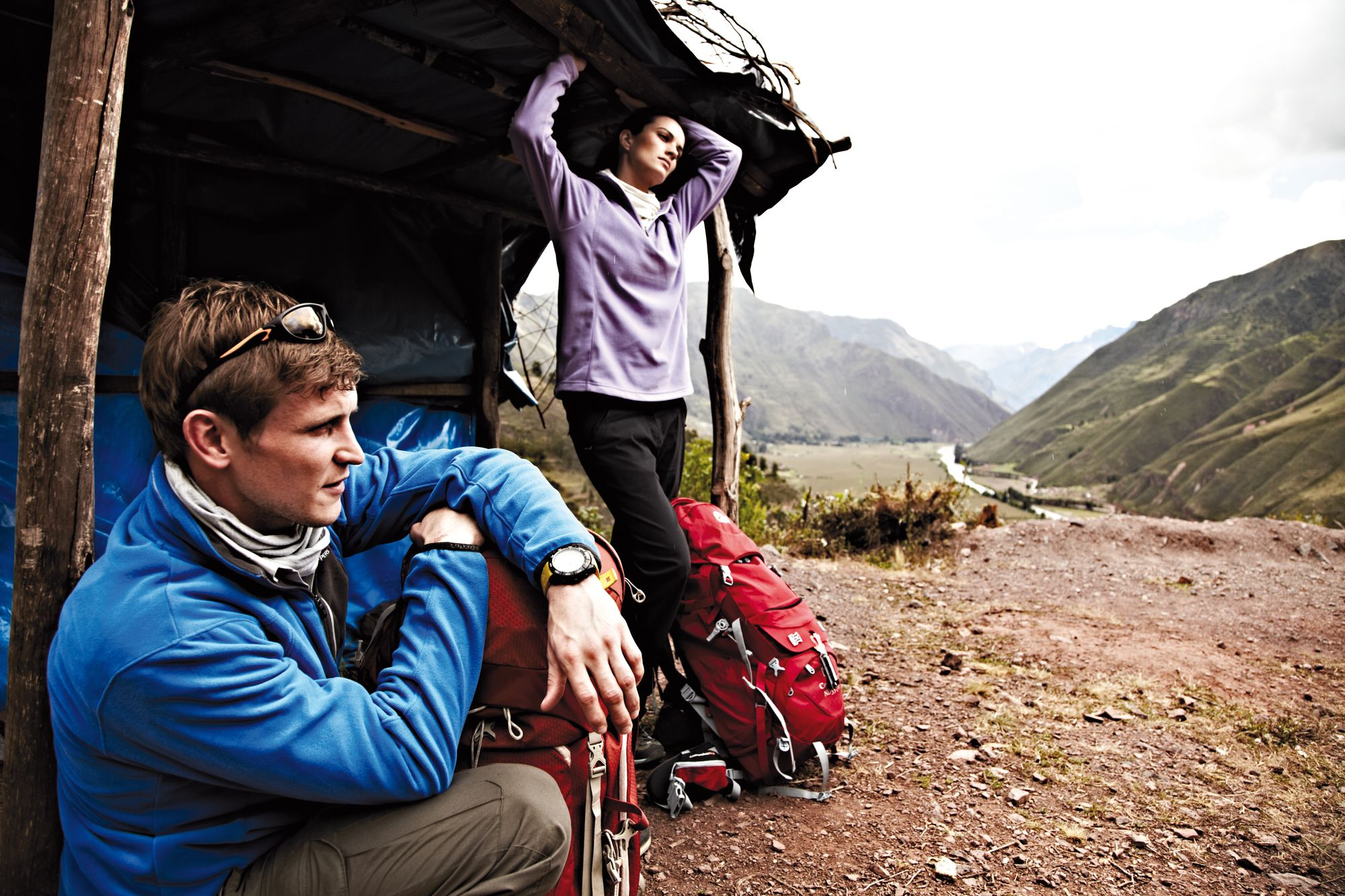 What is the most important piece of expedition kit?