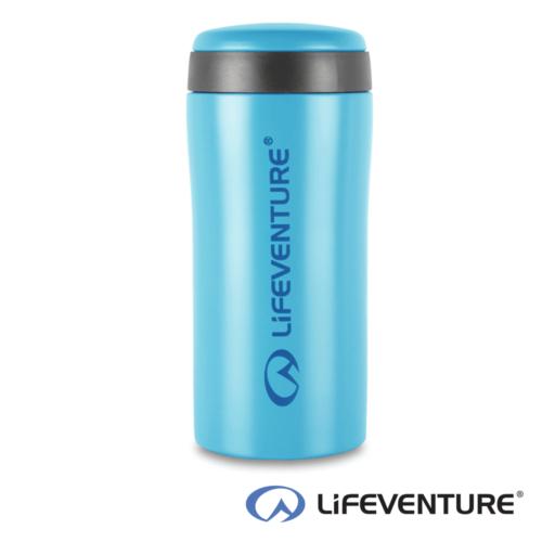 Lifeventure Thermal Mug – Matt Aqua