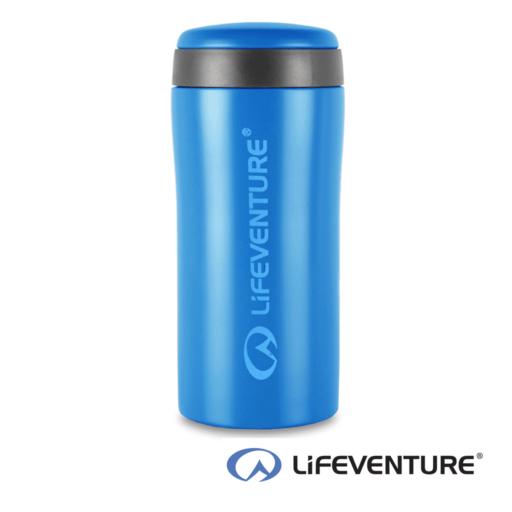 Lifeventure Thermal Mug – Matt Blue