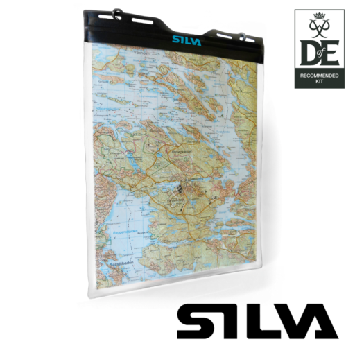 Silva Carry Dry Map Case – A4