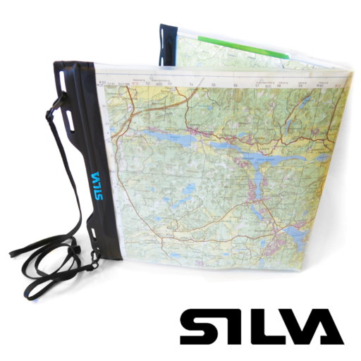 Silva Carry Dry Map Case – L