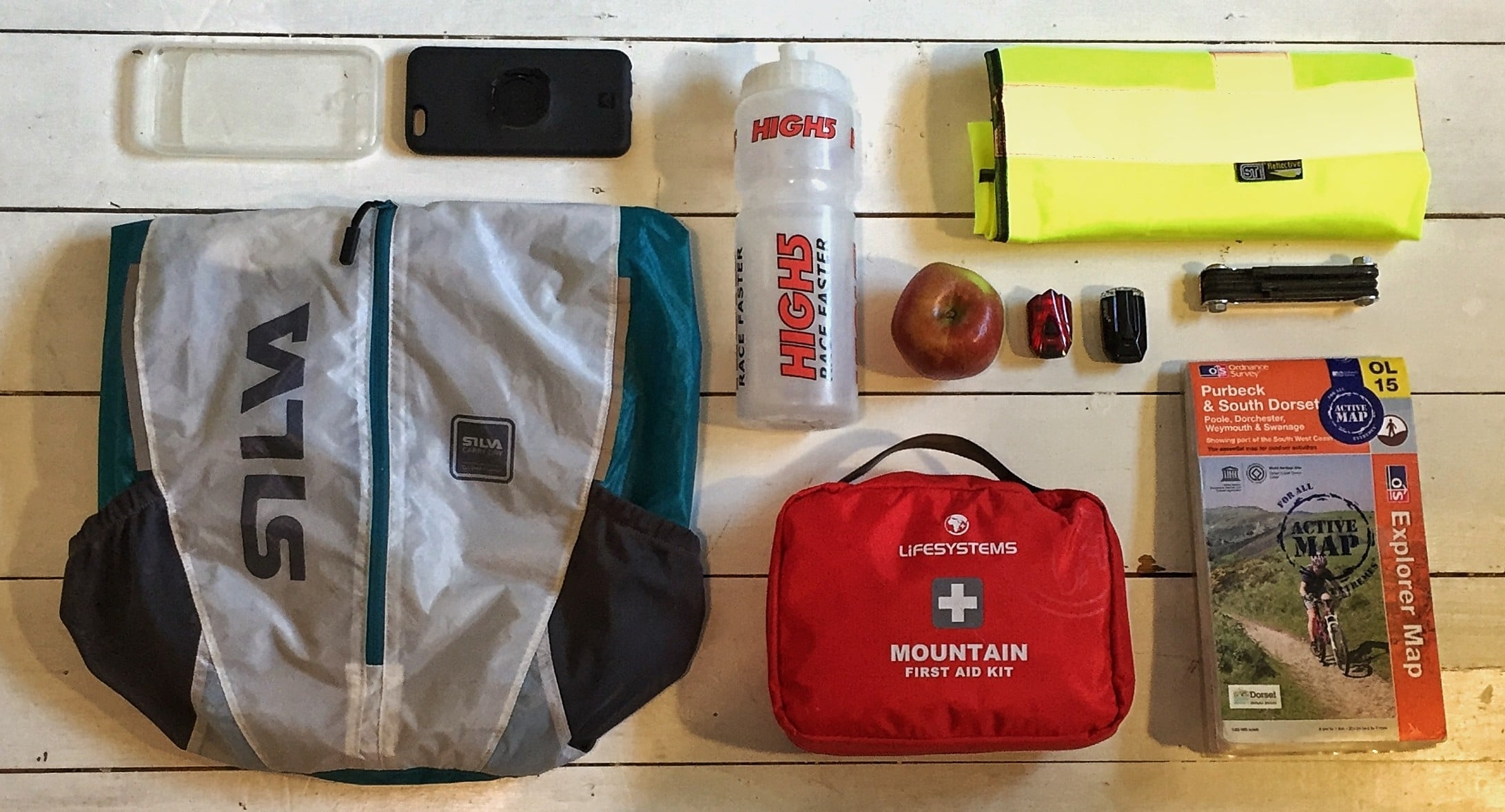 Project X Top 5: Packing a Cycling Day Bag