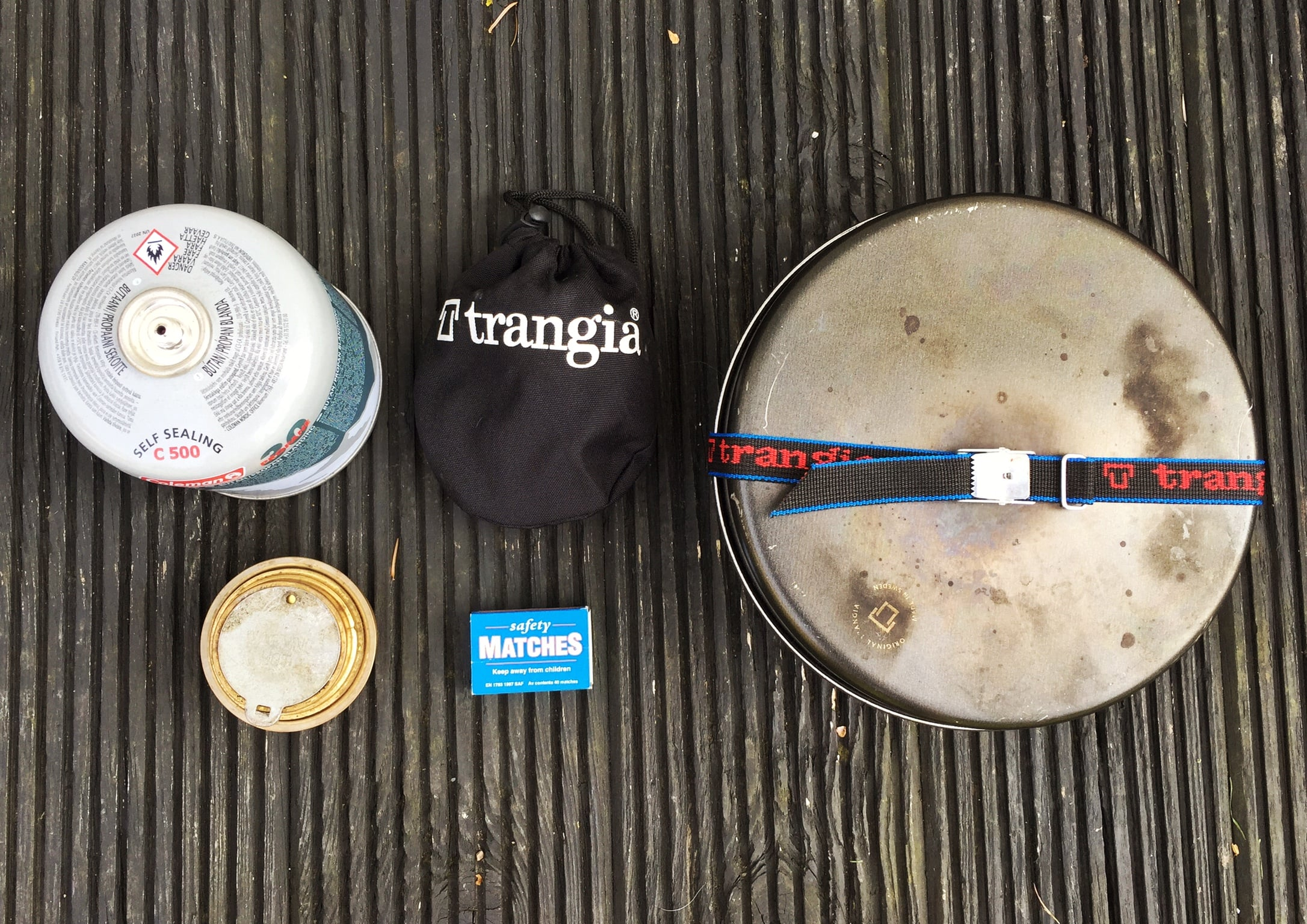 How to: Use a Trangia