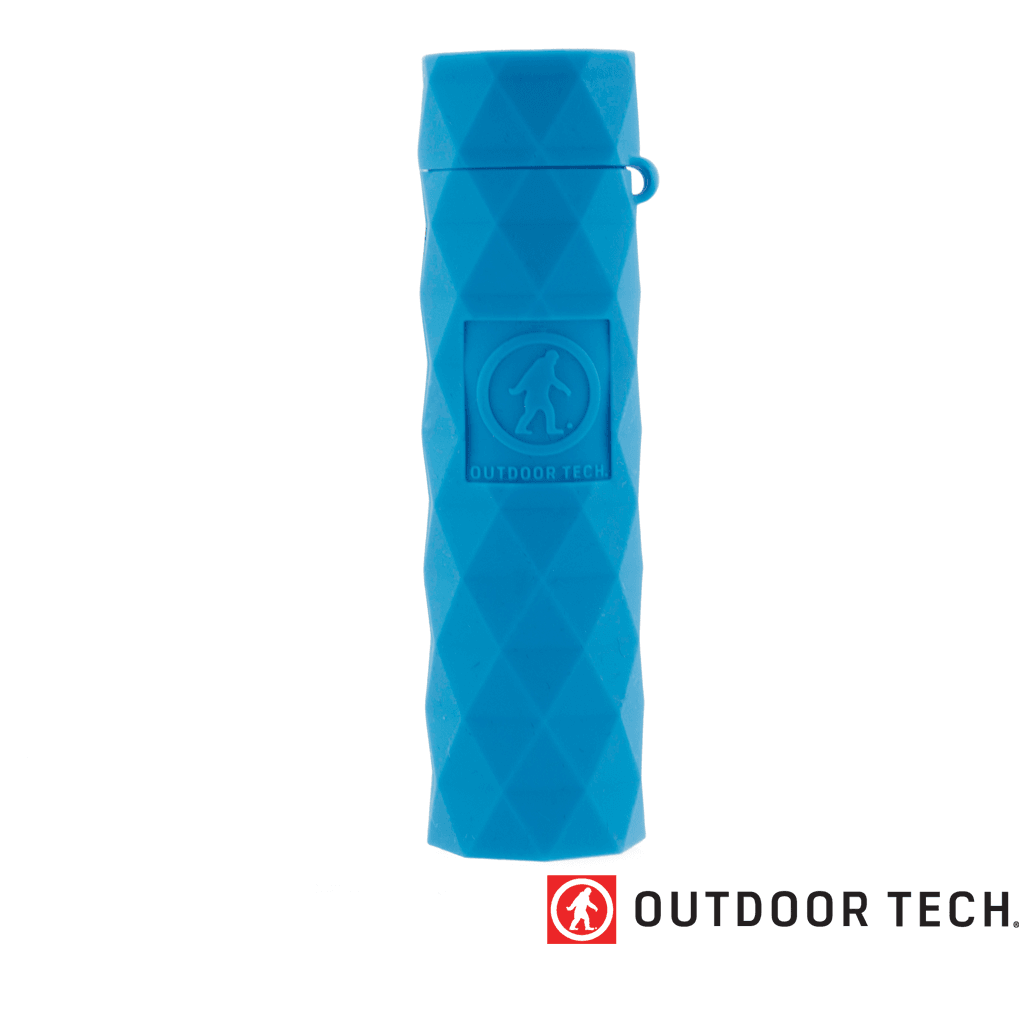 Outdoor Technology Kodiak Mini - Powerbank Rugged Outdoor Charger - 2.6 K - Electric Blue