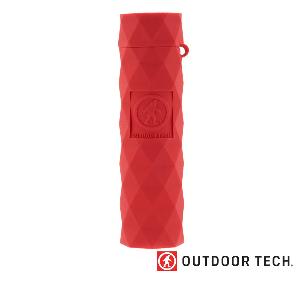 Outdoor Technology Kodiak Mini - Powerbank Rugged Outdoor Charger - 2.6 K - Red