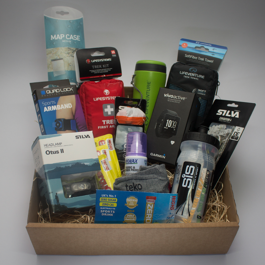 Hamper Competition Winner Announced!