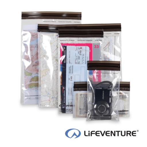 Lifeventure DriStore Waterproof LocTop Bags – Maps