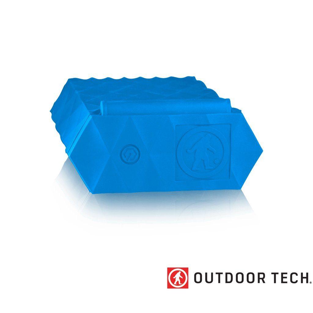 Outdoor Technology Kodiak - Powerbank Rugged Outdoor Charger - 6 K - Electric Blue