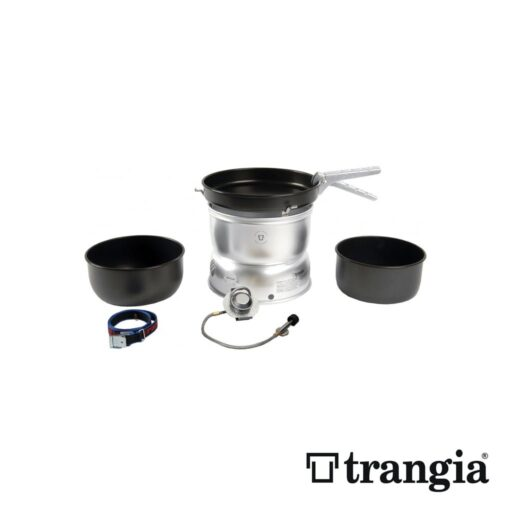 Trangia 25-5 GB Stove Non-Stick pans with Gas Burner