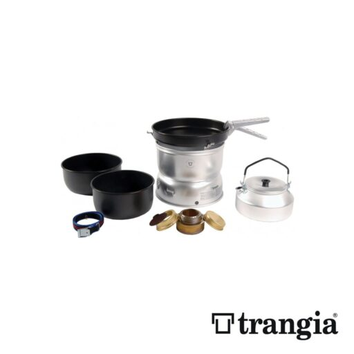 Trangia 27-6 Stove Non-Stick pans with Kettle