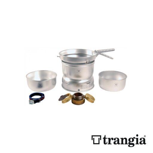 Trangia 27-1 Stove Alloy pans