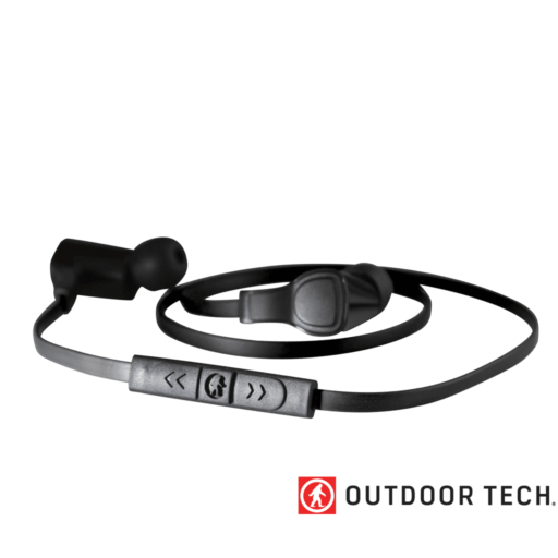 Outdoor Technology Orca – Wireless Earbuds – Black