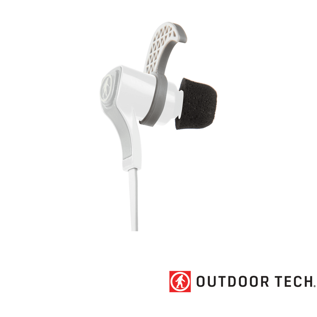 Outdoor Technology Orca - Wireless Earbuds - White