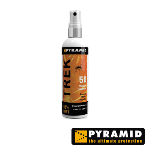 Pyramid Trek 50 – 49% DEET – 100 ml