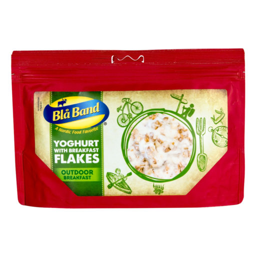 Bla Band Yoghurt with Breakfast Flakes