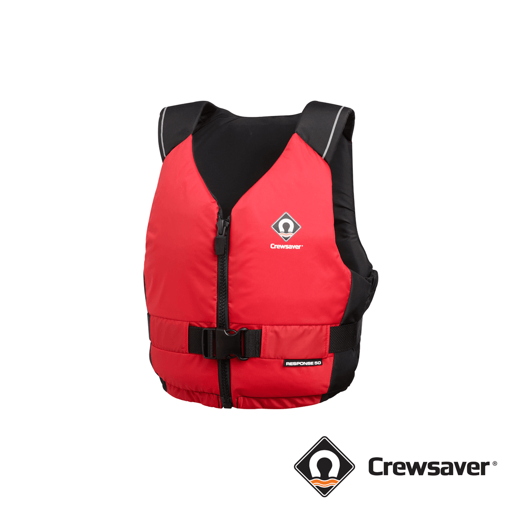 Crewsaver Response 50N - Red / Black