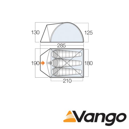 Vango Alpha 300