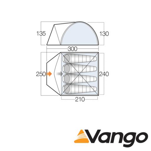 Vango Alpha 400