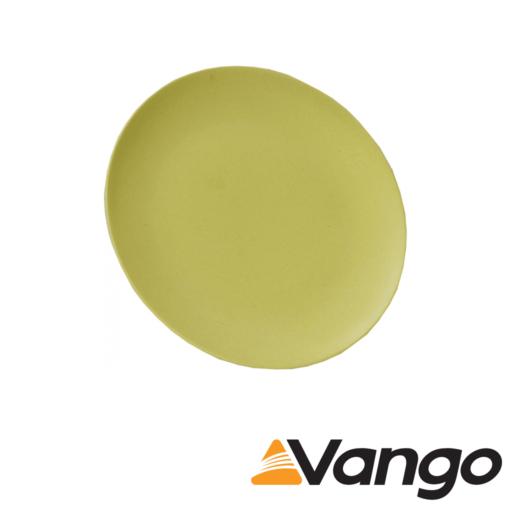 Vango Bamboo Dessert Plate – 20 cm