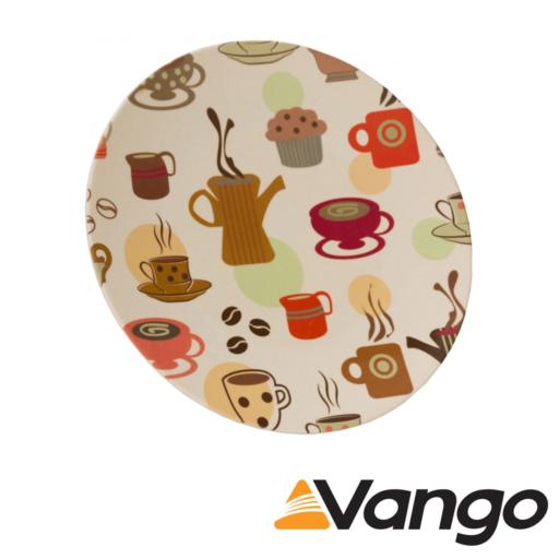Vango Bamboo Dinner Plate – 28 cm