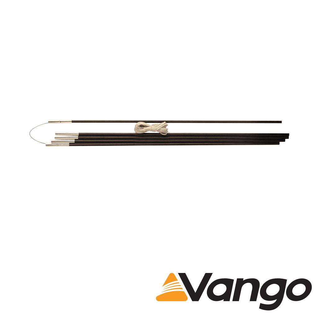 Vango Fibreglass Pole Set 12.7 mm