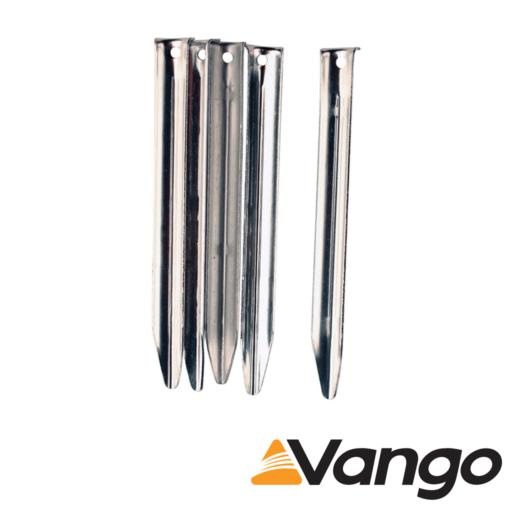 Vango Steel V Peg – Standard – 5 Pegs
