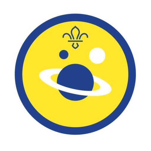 Beavers Space Activity Badge