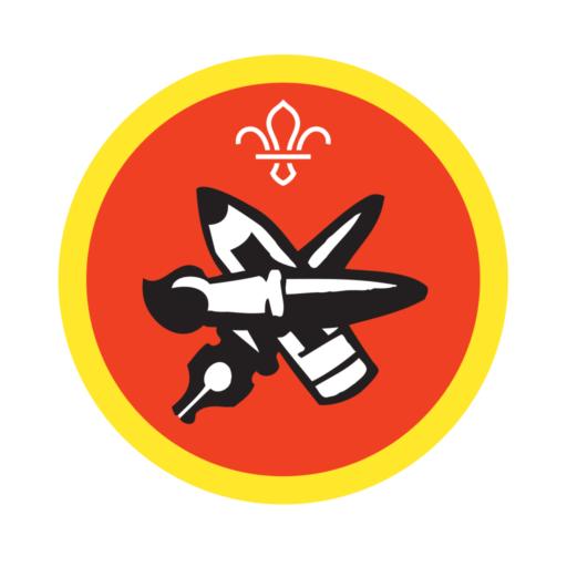 Cubs Artist Activity Badge