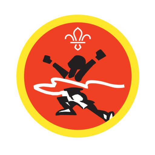 Cubs Athletics Activity Badge