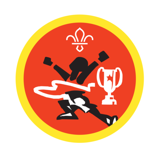 Cubs Athletics Plus Activity Badge