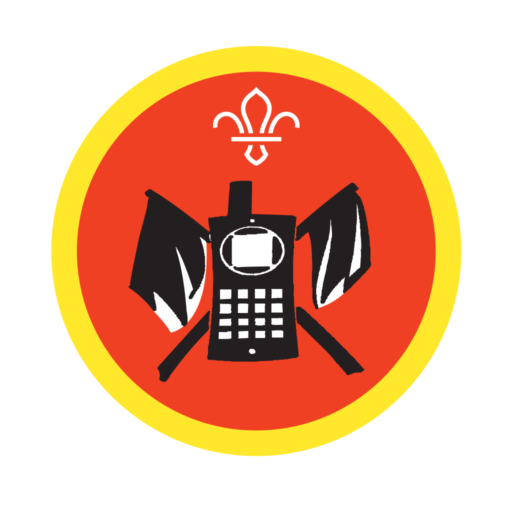 Cubs Communicator Activity Badge