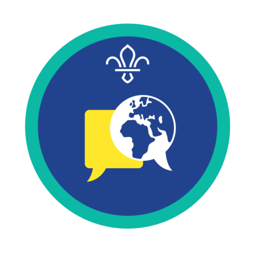 Explorers Global Issues Activity Badge