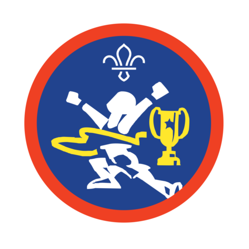 Scouts Athletics Plus Activity Badge