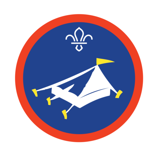 Scouts Camper Activity Badge
