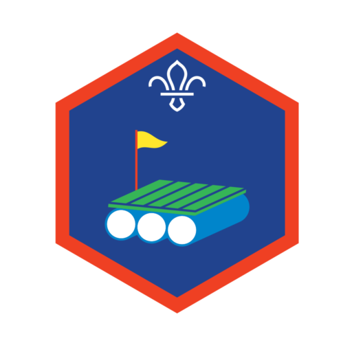 Scouts Adventure Challenge Award Badge