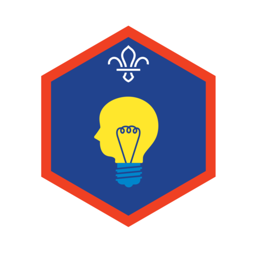 Scouts Creative Challenge Award Badge