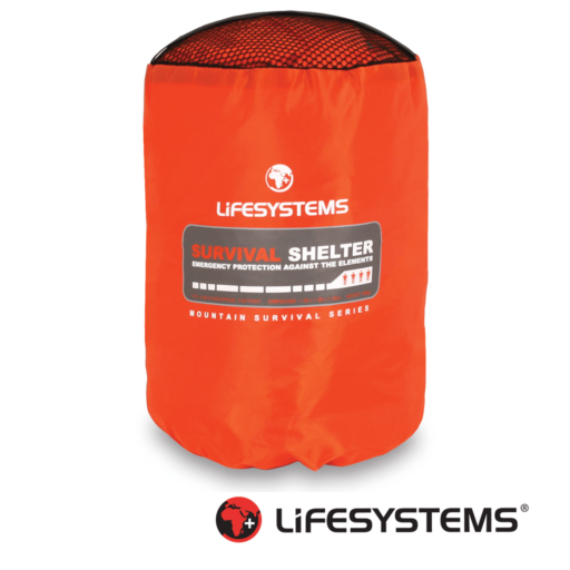 Lifesystems Survival Shelter – 4 to 6 Person