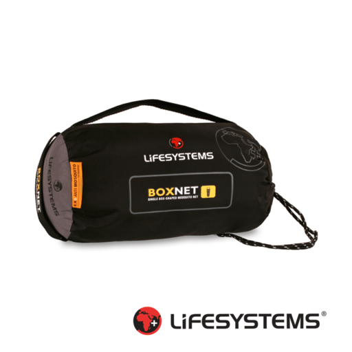 Lifesystems BoxNet Mosquito Net – Single