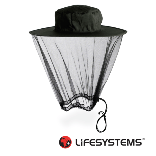 Lifesystems Mosquito Head Net Hat