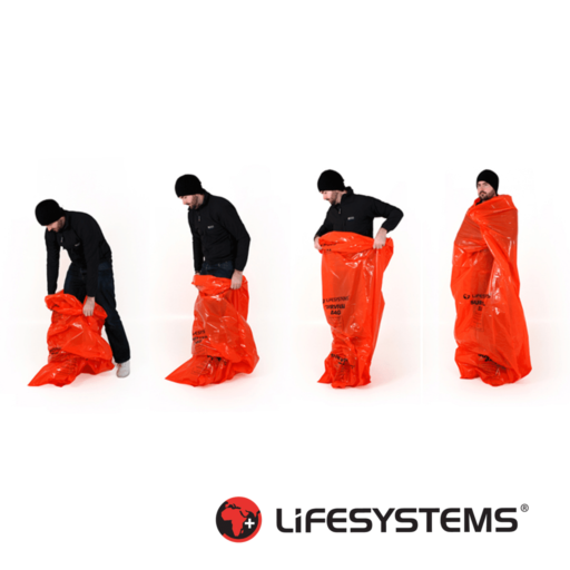 Lifesystems Survival Bag – 1 Person