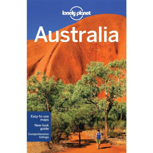 Lonely Planet Travel Guide – Australia