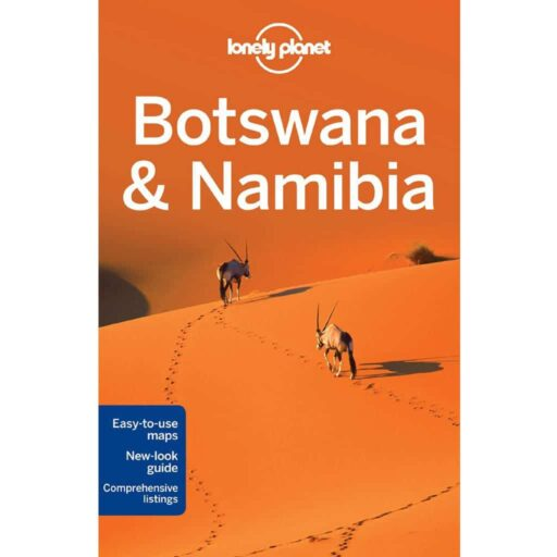 Lonely Planet Travel Guide – Botswana and Namibia