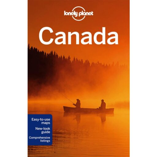 Lonely Planet Travel Guide – Canada