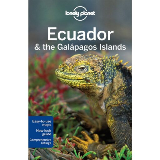 Lonely Planet Travel Guide – Ecuador and the Galapagos Islands