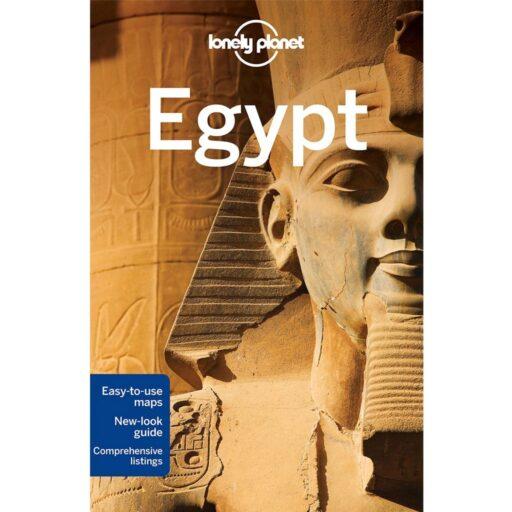 Lonely Planet Travel Guide – Egypt