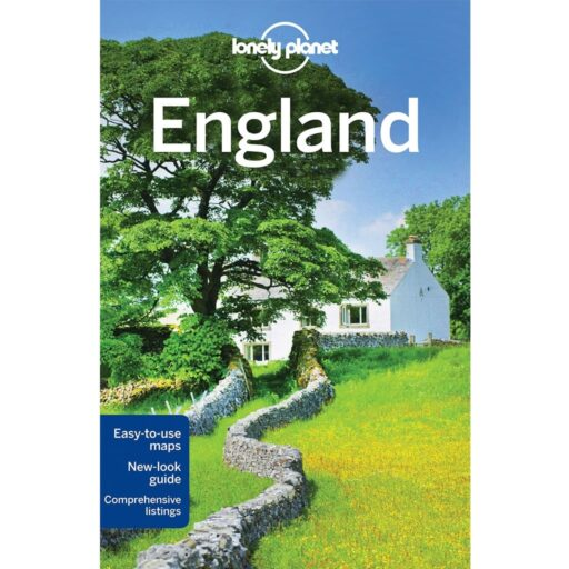 Lonely Planet Travel Guide – England