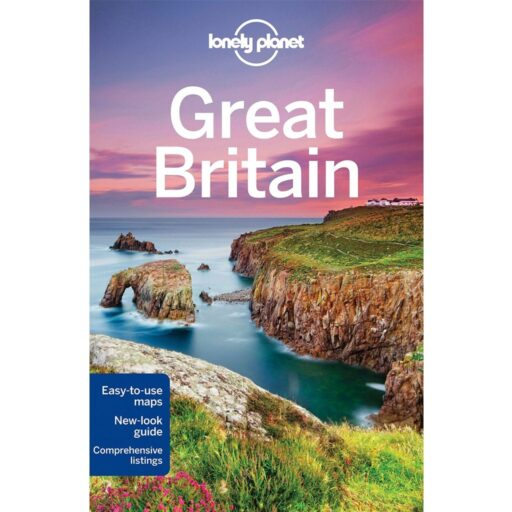 Lonely Planet Travel Guide – Great Britain