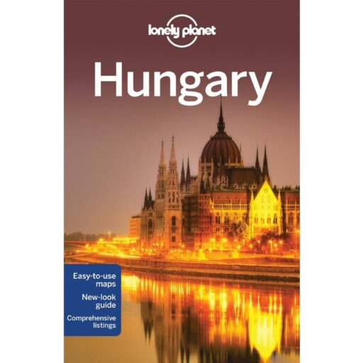 Lonely Planet Travel Guide – Hungary