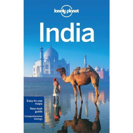 Lonely Planet Travel Guide – India