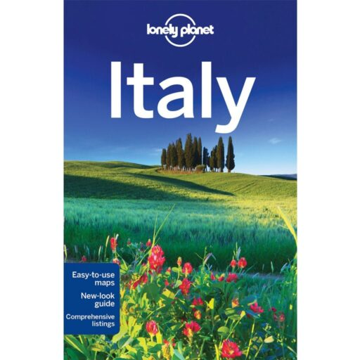 Lonely Planet Travel Guide – Italy
